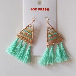 *2 for $20* Joe Fresh Gold Tone Earrings